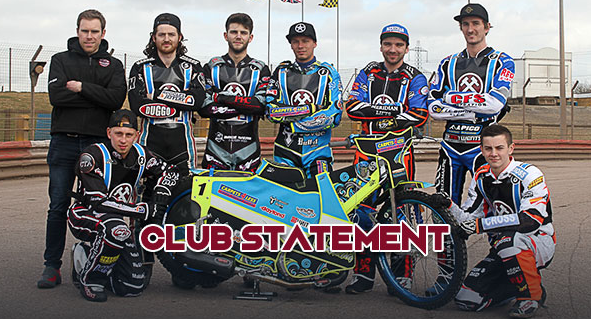Lakeside Hammers boss Stuart Douglas step aside