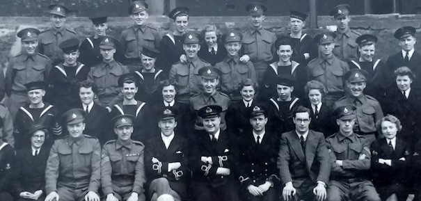 Thurrock History: Coalhouse Fort in WW2