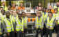 Pupils earn top marks at Amazon in Tilbury