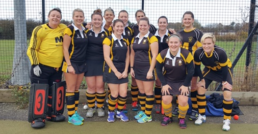 Hockey: Another first class performance by Thurrock Ladies 2s