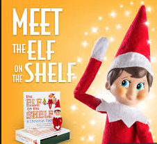 Come and meet Santa's official Scout Elf at Hamleys Lakeside