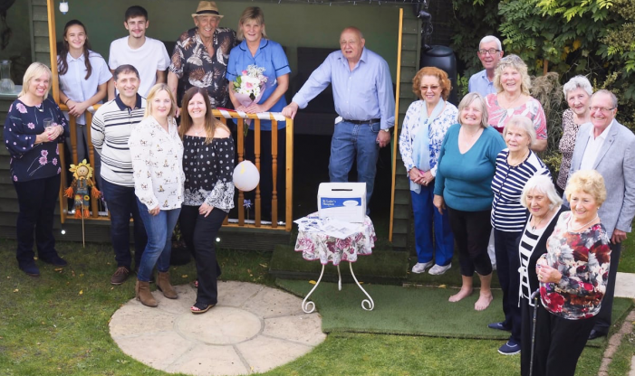 St Luke's Shared Care Liver Project a cause for celebration