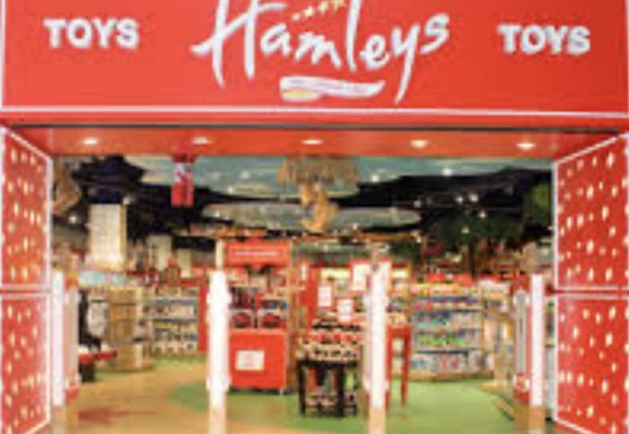 Black Friday offers at Hamleys, Lakeside