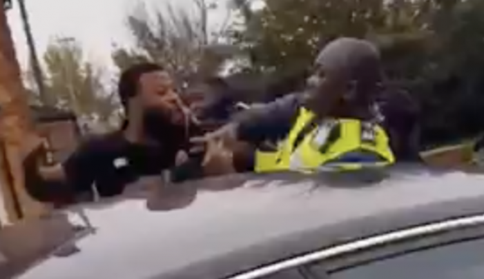 Savage attack on two Thurrock Council parking wardens outside school