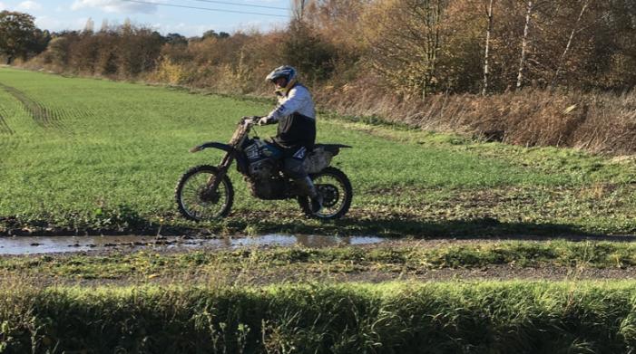 South Ockendon: Bikers wanted after criminal damage in Fen Farm Lane