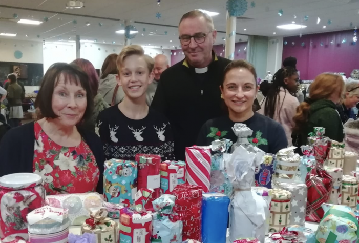 Christmas Bazaar success at St Thomas of Canterbury