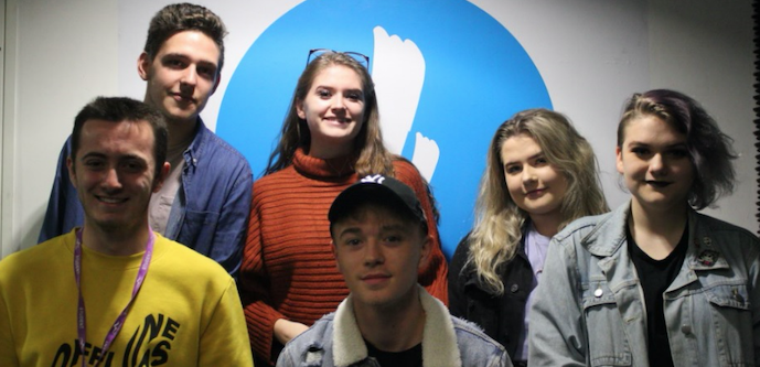 South Essex College students launch Icon Radio