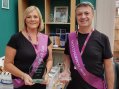 Fobbing couple win slimming award prize