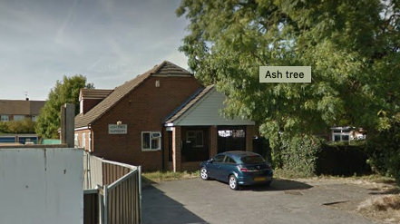 Sad message from staff at Corringham's Ash Tree Surgery
