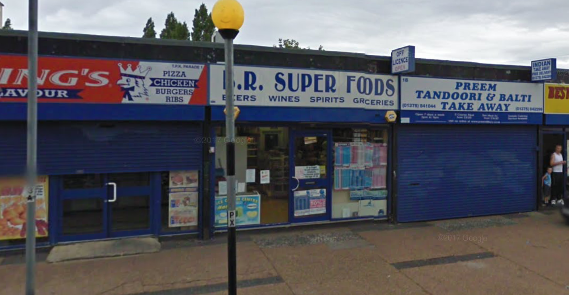 East Tilbury: Men armed with knife and hammer rob shop