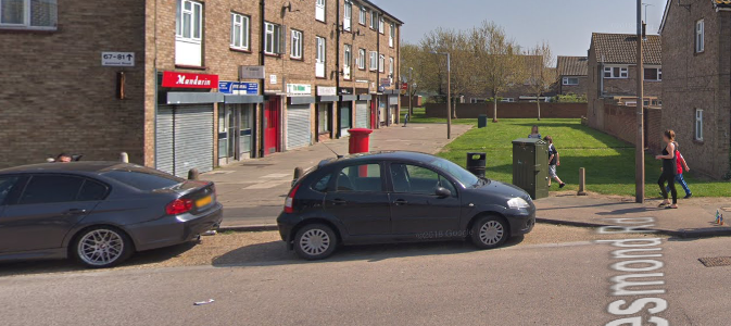 Blackshots: Two in custody after stabbing and robbery