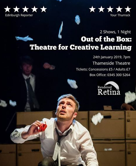 Award winning shows at Thameside Theatre in January