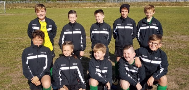 Brandon Groves Under-11s make appeal after cash for new kits stolen by heartless thieves
