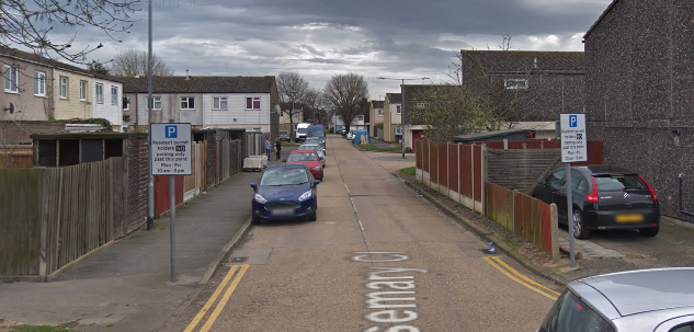 South Ockendon: Four men arrested following robbery on Rosemary Close