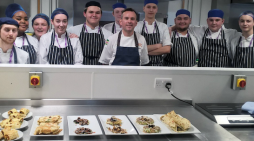 South Essex College students get taste of Asia with masterclass