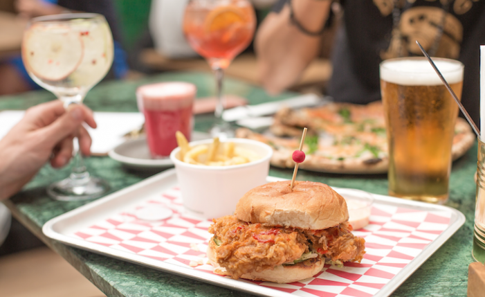 Welcome to The Hall: intu Lakeside's new hottest street food vibe