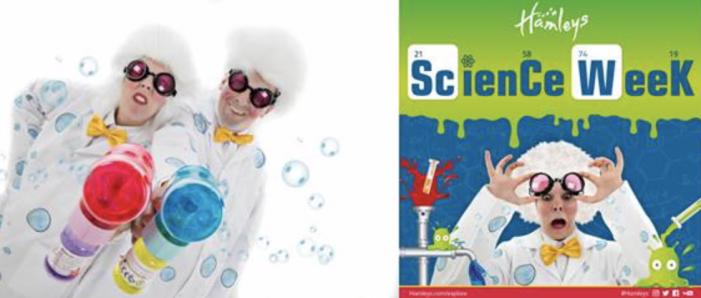 Celebrate National Science Week at Hamleys in Lakeside