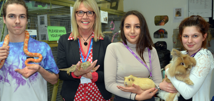 South Essex College unveil animal care courses