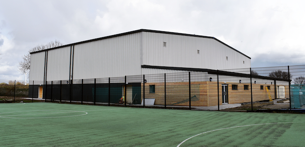 The Ockendon Academy receives £80,000 to boost sporting facilities