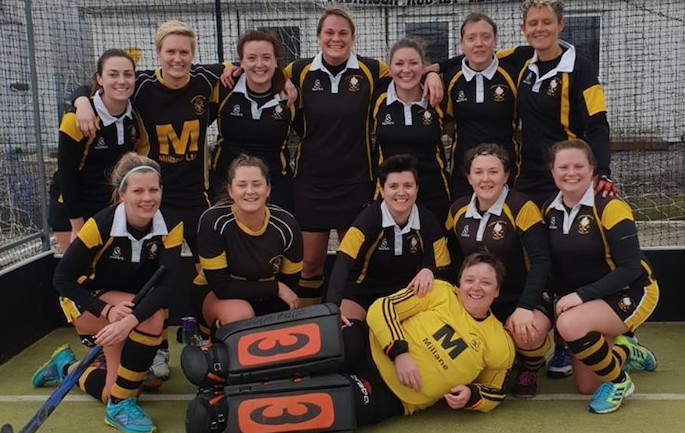 Hockey: Thurrock Ladies secure promotion