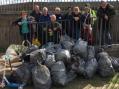 Grays Beachcombers take to Tilbury Fort