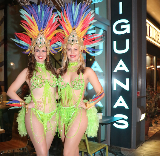 Las Iguanas brings Latin vibe to Lakeside