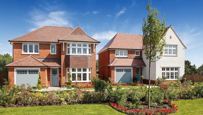 Family and first time buyer homes launch at Redrow's new development