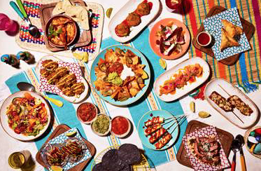 Las Iguanas at intu Lakeside launch Spring/Summer menu