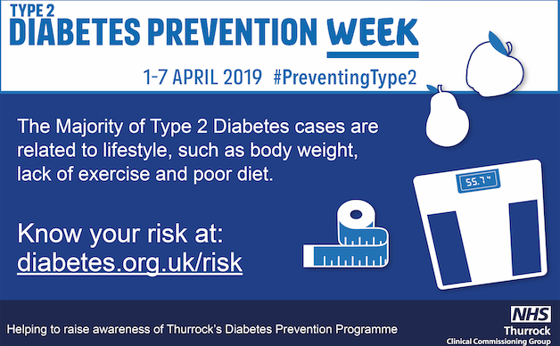 Diabetes Prevention Week: Know your risks and prevent diabetes