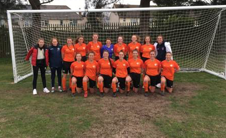 USP College Women's Football crowned League Champions