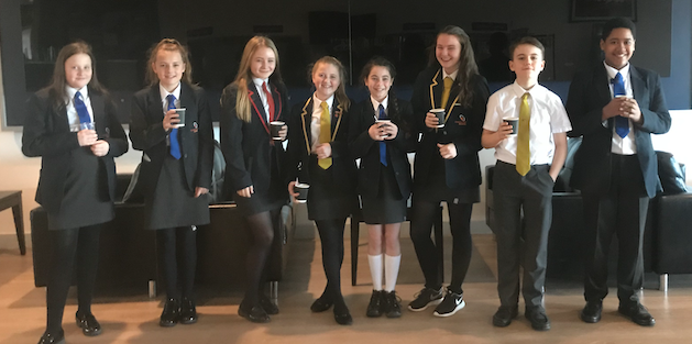 Ormiston Park Academy students challenge perceptions towards people with learning disabilities