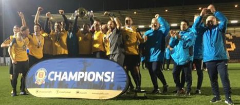 Football: East Thurrock triumph in Essex Senior Cup