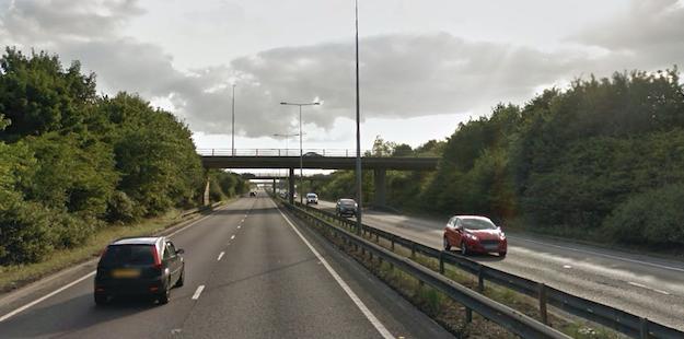 Plans to demolish three bridges over the A13