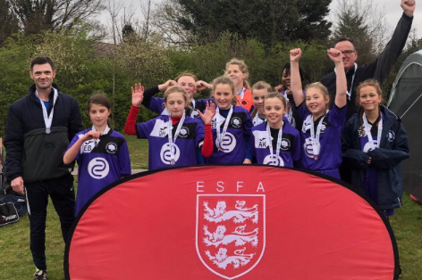 Football: Brilliant Thurrock Girls Primary Football team make it to national finals (but they need your help)