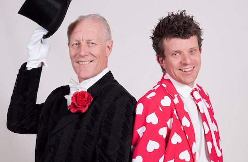 Here comes the Magic at Thameside Theatre