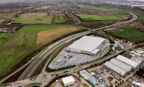 New Distribution Centre Could Be Set For Aveley Your