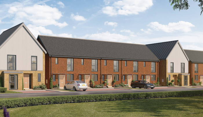 Chafford Hundred development highlights strength of property market in Thurrock