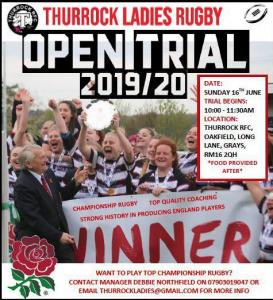 Thurrock Ladies 1