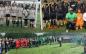 Knife Crime; Police officers host football tournament for teenagers