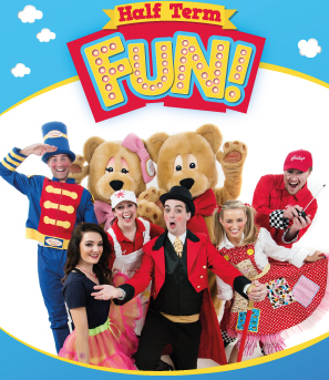 Half term fun at Hamleys in intu Lakeside