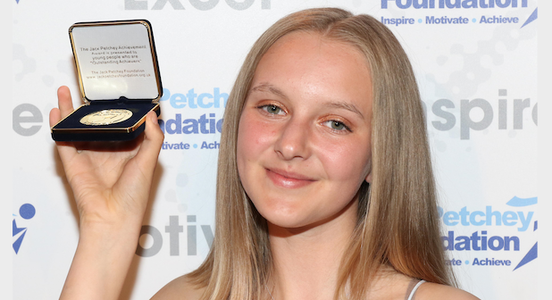 Young people from Thurrock given Jack Petchey Awards