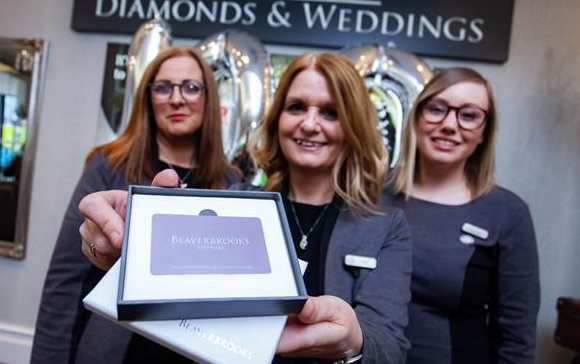 Free jewellery at Beaverbrooks