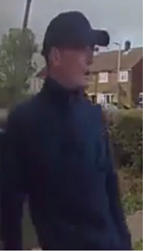Man wanted after attempted burglary in Stifford Clays