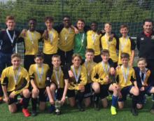 Football: Ockendon Academy win Essex Cup