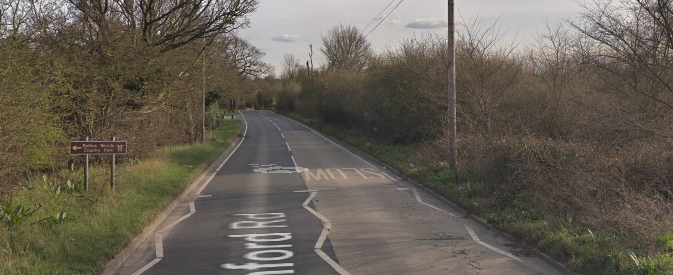 Appeal for witnesses following Aveley crash