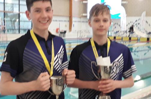 Swimming: Thurrock swimmers win Top Boy Award