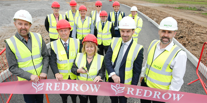 Bulphan: Spine road infrastructure paves way for new hospice