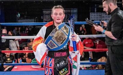 Kickboxing: Lilie wins world title in Kent