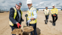 Work begins on major new warehouse at DP World London Gateway