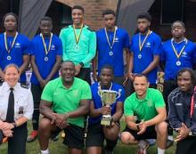 Thurrock teams win Police Football Tournament
